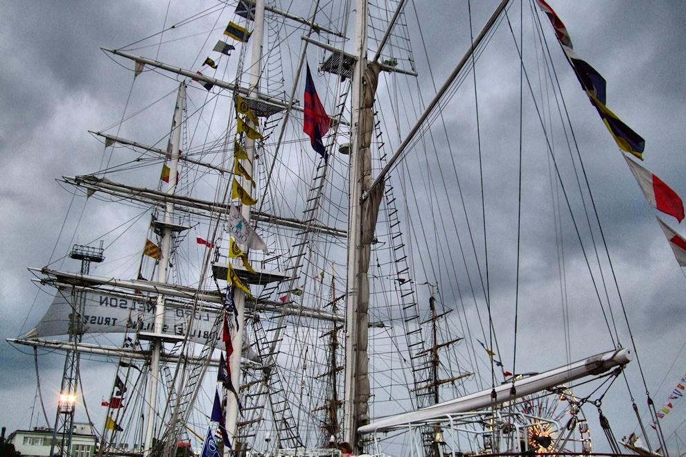 Gdynia Tall Ships' Races 2009