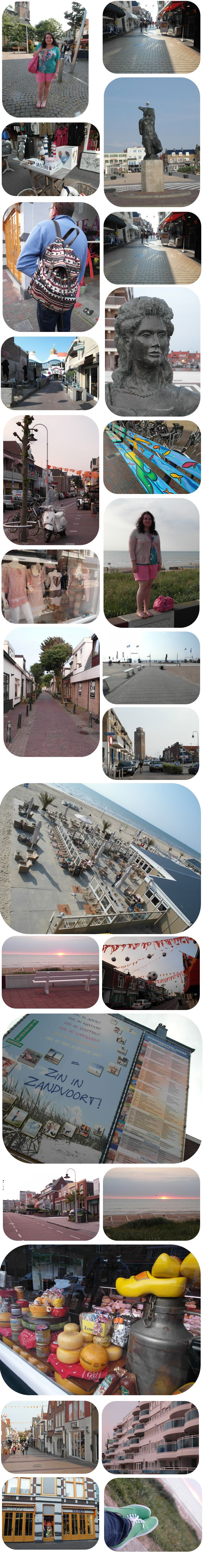My Holland trip  - pictures from Zandvoort