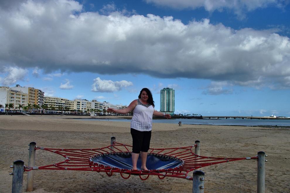 Große Größen Plus Size Fashion Blog Arrecife Lanzarote