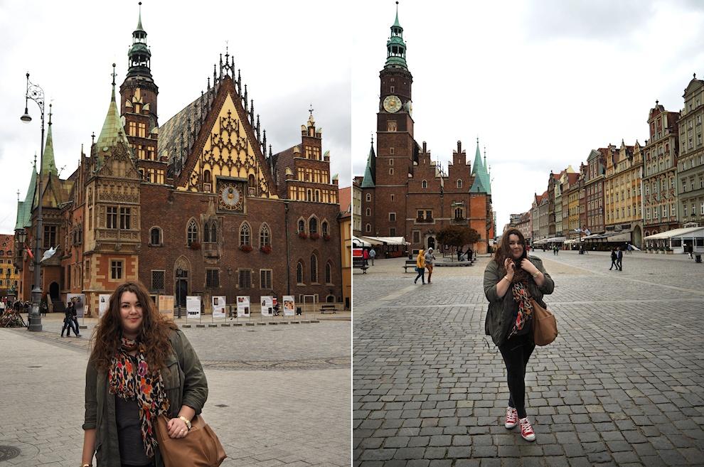 Große Größen Plus Size Fashion Blog Wroclaw Breslau
