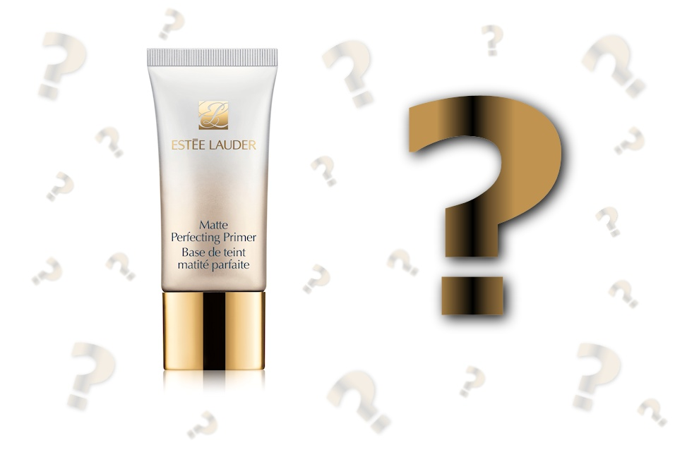 Estee Lauder Matte Perfecting Primer - my opinion