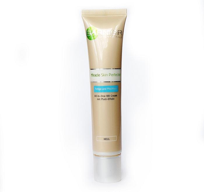 garnier bb cream miracle skin perfector