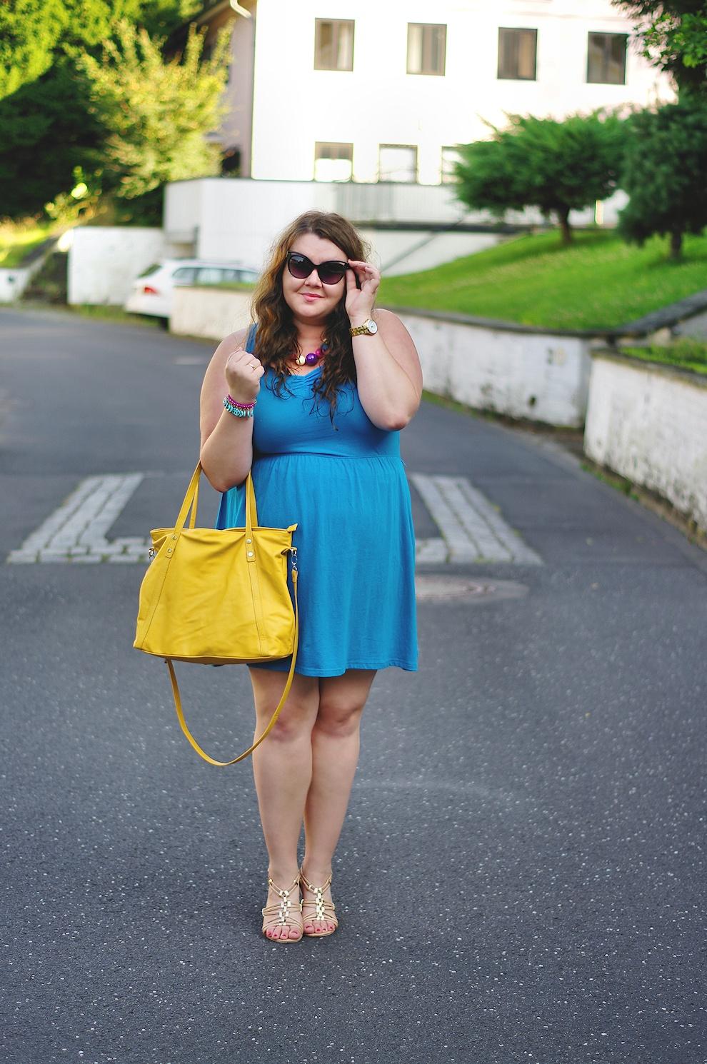 Große Größen Plus Size Fashion Blog  forever 21+