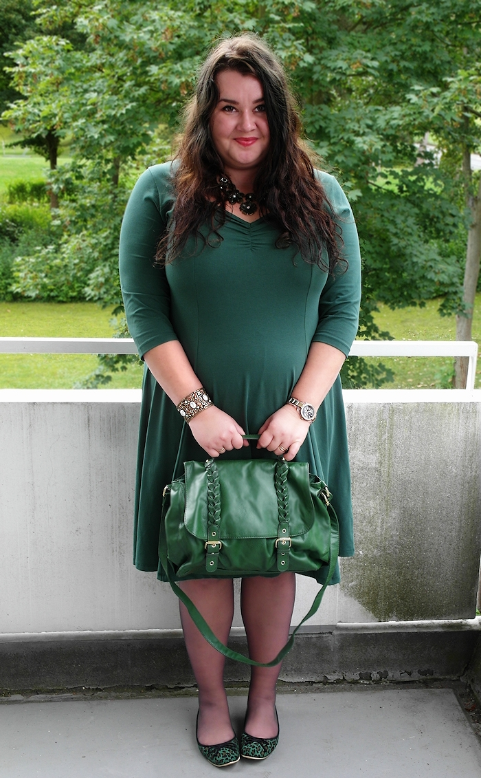 Grün, grün, grün sind alle meine Kleider...