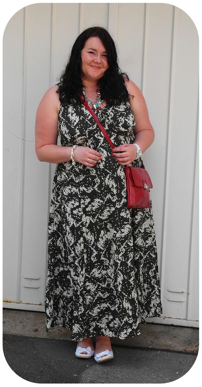 XL Sukienka Tchibo / Das Tchibo XL Kleid