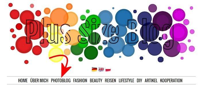 Große Größen Plus Size Fashion Blog Photoblog