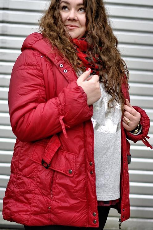 Große Größen Plus Size Fashion Blog  kik textil ms mode converse