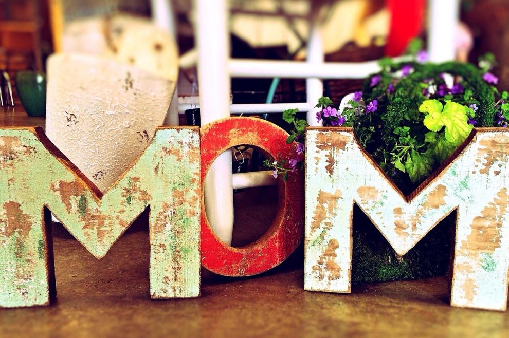 Ideen zum Muttertag / Pomysły na dzień matki