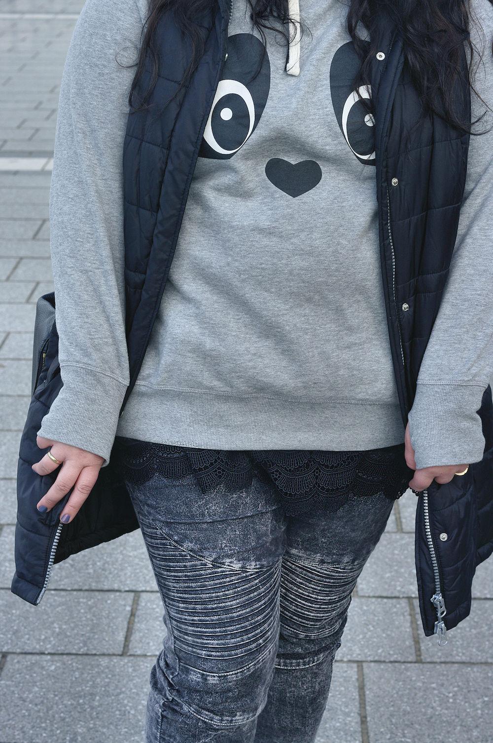 Große Größen Plus Size Fashion Blog mukluk shorty 2