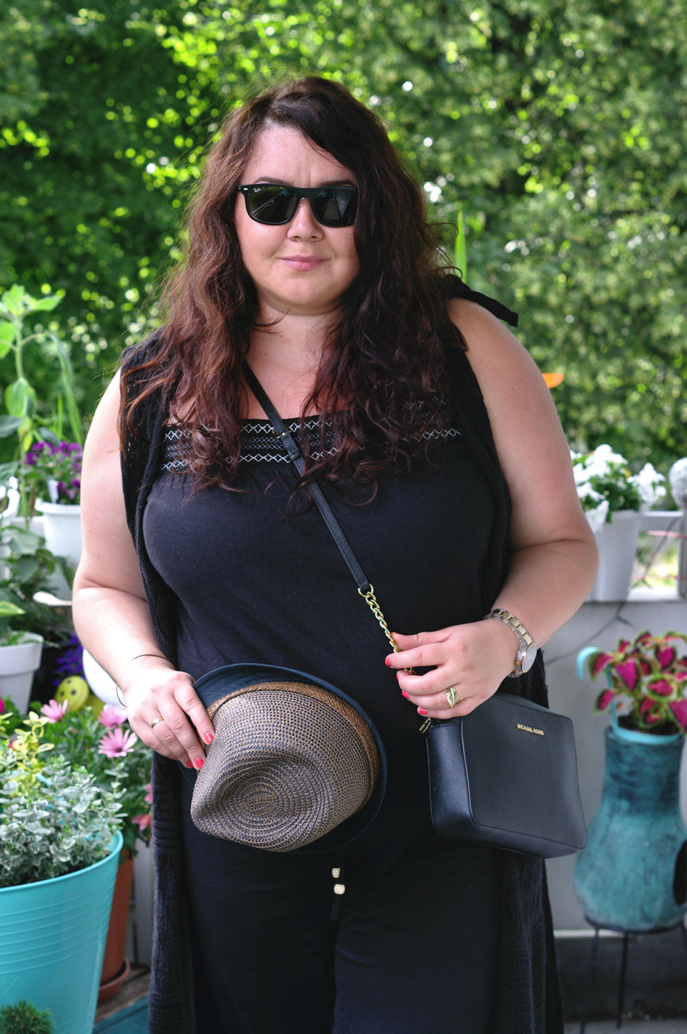 Große Größen Plus Size Fashion Blog kik textilien plus size jumpsuit