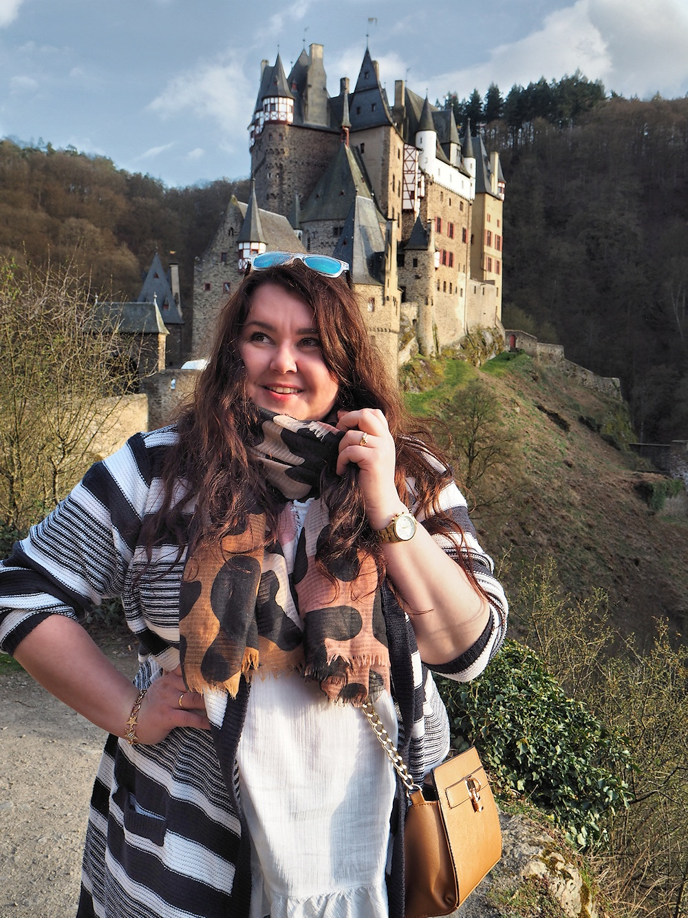Große Größen Plus Size Fashion Blog Burg Eltz