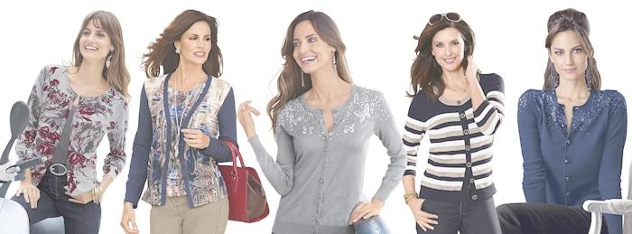Große Größen Plus Size Fashion Blog figurtyp strickjacke birne