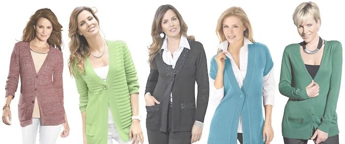 Große Größen Plus Size Fashion Blog figurtyp strickjacke sanduhr