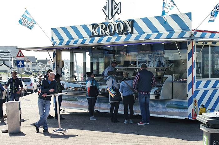 Blog  Netherlands Zandvoort Kroon food