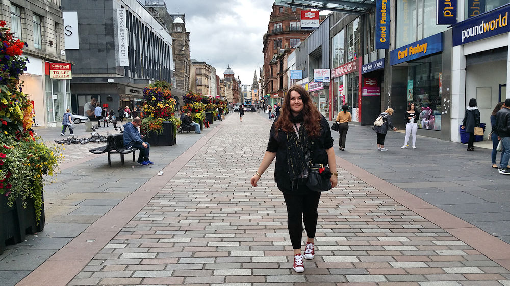 Glasgow Scotland Travelblog