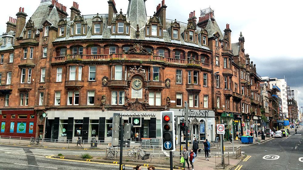 Glasgow Scotland Travelblog