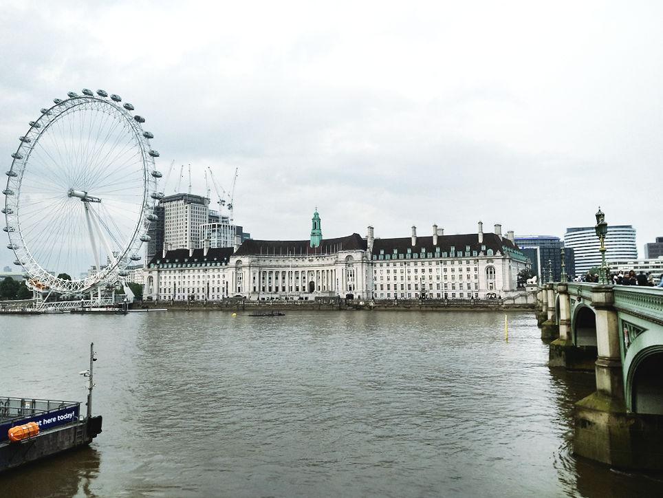 Ein Wochenende in London / Weekend w Londynie