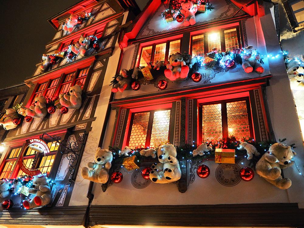 Straßburg - die Weihnachtshauptstadt von Frankreich