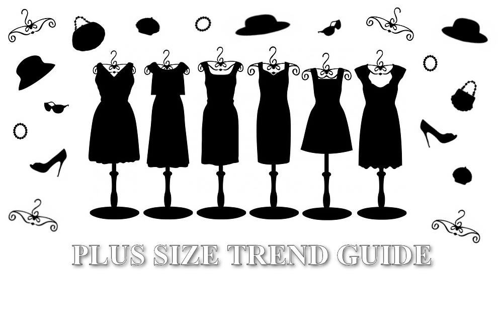 Plus Size Trend Guide: SWIMSUITS