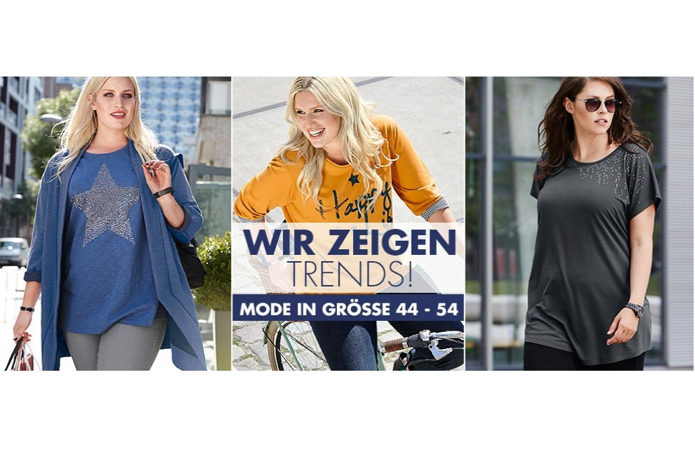 Tchibo Plus Size Kollektion