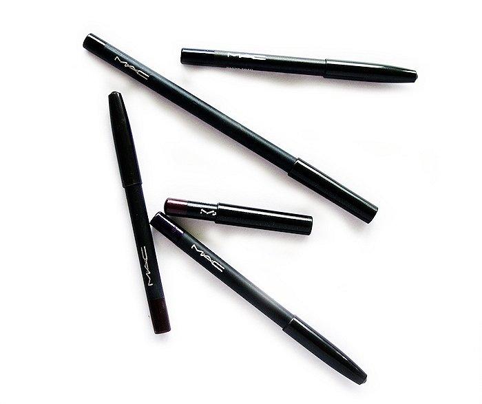 mac eye liner pro longwear smolder