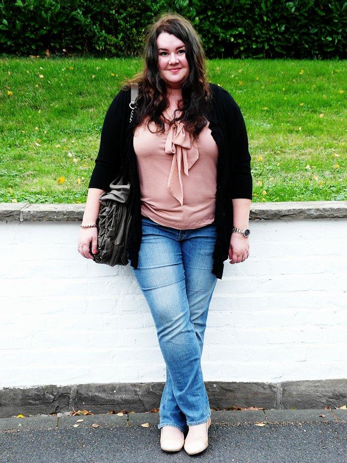 Große Größen Plus Size Fashion Blog Fiorelli Hampton