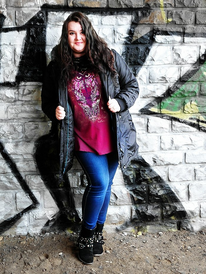 611: I found my perfect plus size winter jacket