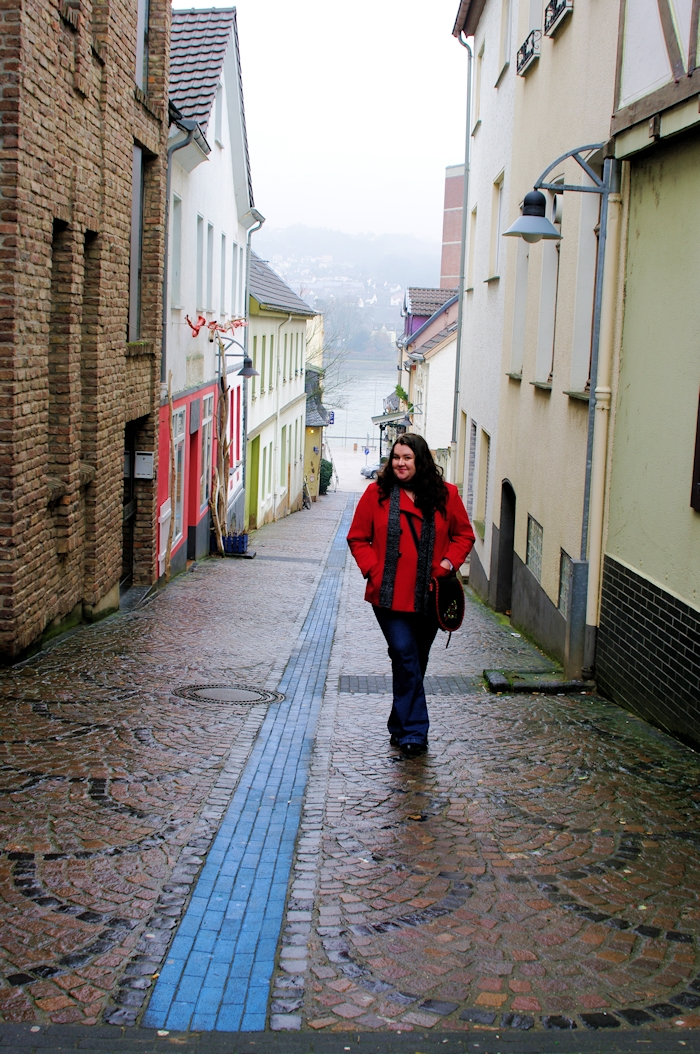 Rainy day in Remagen