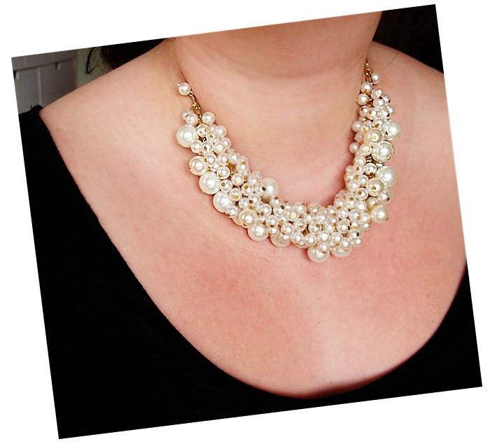 Große Größen Plus Size Fashion Blog DIY necklaces