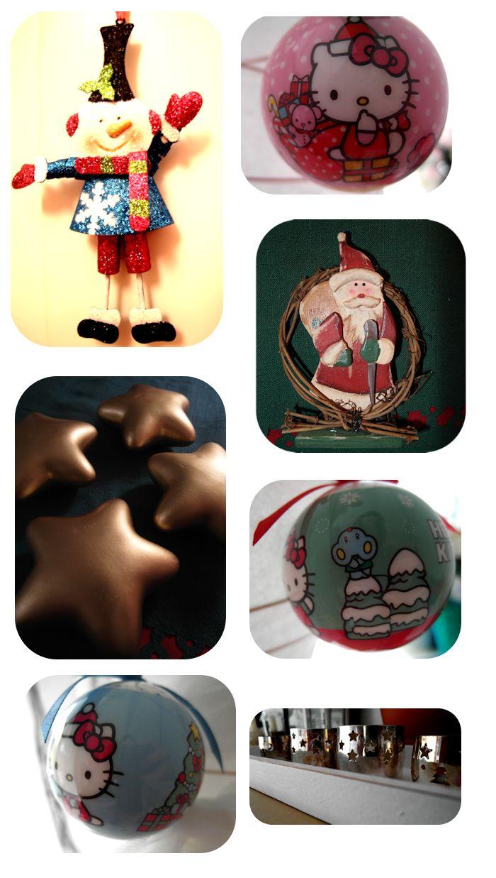 My Christmas dekorations