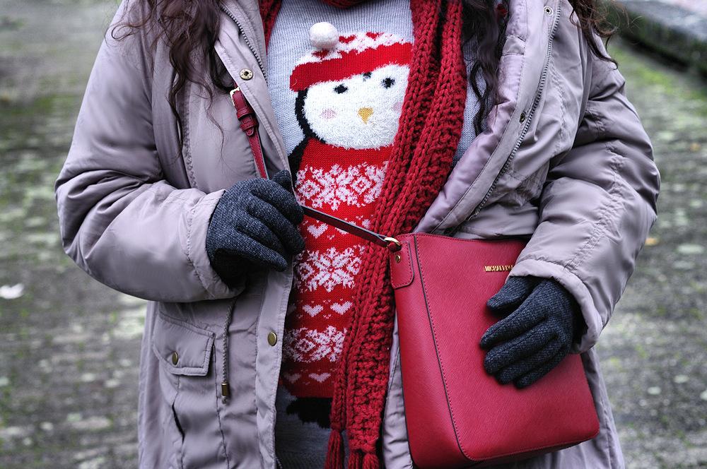 Eine neue Plus Size Winterjacke und die Einstellung zum Pech