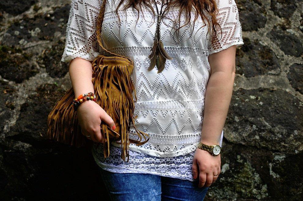 Lace, fringes and a little bit hippie