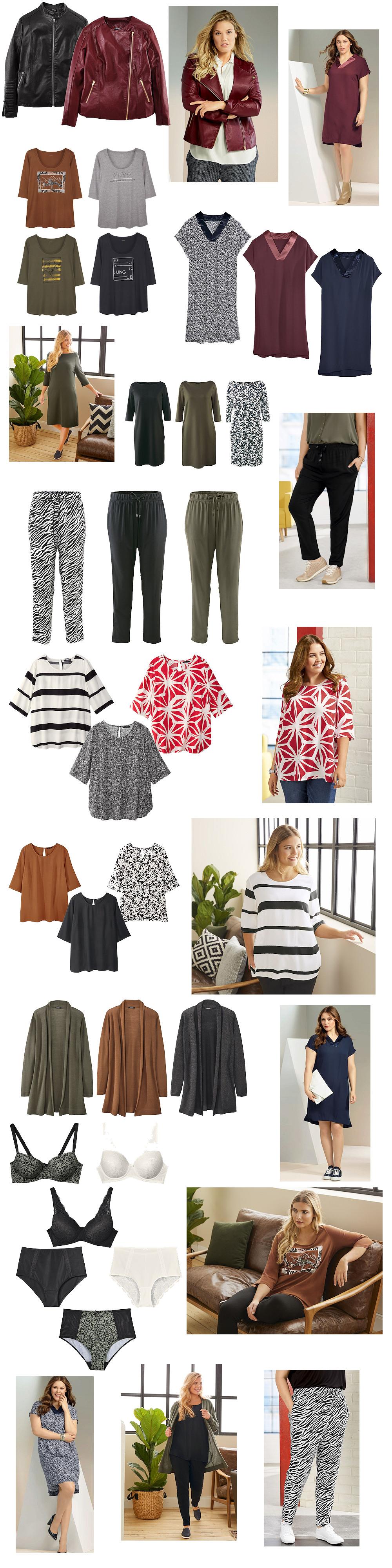 Große Größen Plus Size Fashion Blog lidl Für starke Frauen