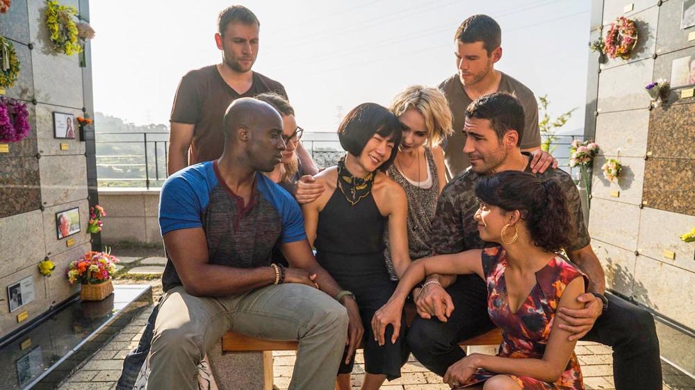 Sense8 - die coolste Serie des Jahres! / Sense8 najfajniejszy serial roku!