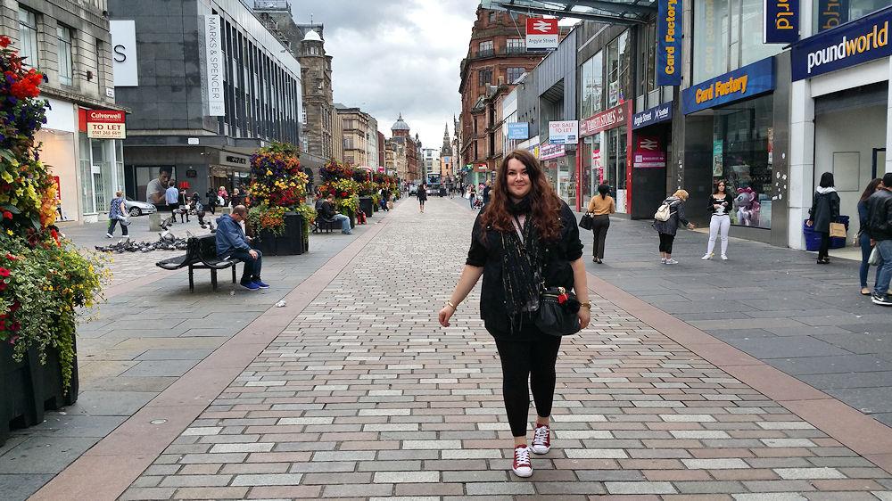 City trip - Glasgow