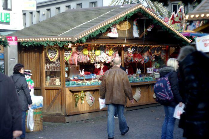 Kölner Weihnachtsmarkt / Jarmark Bożonarodzeniowy w Kolonii